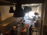 Commercial Production Kitchen for Sale
