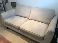 DFS 3 SEATER SOFA - CAN DELIVER