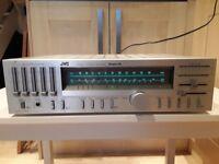 Vintage JVC receiver