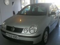New MOT well looked after little car
