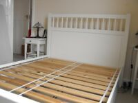 IKEA Double Bed 1yr old, top condition Canton