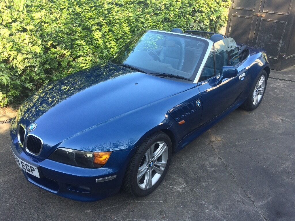 Bmw z3 2 litre six cylinder only71000 miles 3 owners