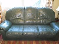 Leather sofa for sale cheap