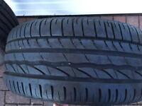 245/45/17 Bridgestone x2 tyres