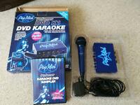 POP IDOL DVD KARAOKE + 8 DVDs