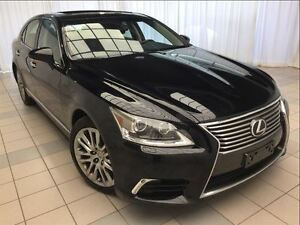 2014 Lexus LS 460 Navigation Package: 1 Owner, AWD.