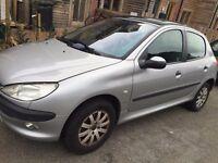 Peugeot 206 (Spares and repairs)