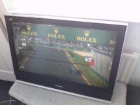 LCD TV BARGAIN £35 panasonic viera