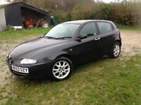 Alfa Romeo 147 jtdm 1.9 diesel 6 speed manual 5 doors