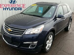 2016 Chevrolet Traverse 1LT V6 4X4 THAT IS PRICED TO MOVE! 3rd R