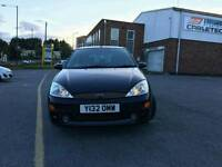Ford focus zetec collection 1.8 petrol manual