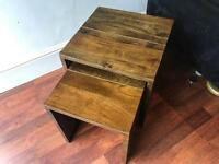 Brand New Made Website Mango Wood Tables