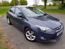 Ford Focus 1.6 Zetec Manuel Dark Metallic Grey Low Milage