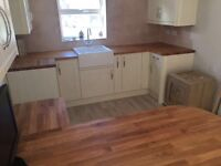 Carpenter, kitchen & bathroom fitting, tiling, bespoke children's play houses