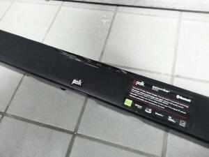 Polk Audio Bluetooth Soundbar. We sell used Home Theater Equipment. (#34606)