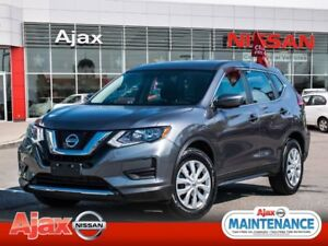 2017 Nissan Rogue S*FWD*4338 Kms