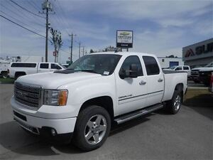 2013 GMC SIERRA 2500HD Denali | Leather | Rem. Start | Nav | Bac