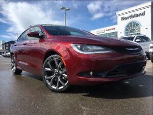 2016 Chrysler 200 S 3.6L V6 9 Speed