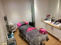 Beauty Room for Rent in Westwoods Health Club at Fettes