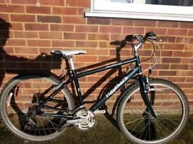 """Ridgeback 16"""" frame mountain bike."""