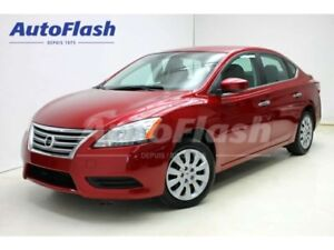 2013 Nissan Sentra 1.8L S *Bluetooth* Cruise *A/C* Gr.Electrique