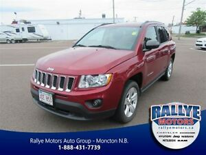 2012 Jeep Compass North Edition! 4x4! Heated! 17 Alloy! Trade-In