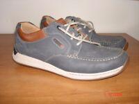 Men's Clarks Active Air shoes size 8 wide fit