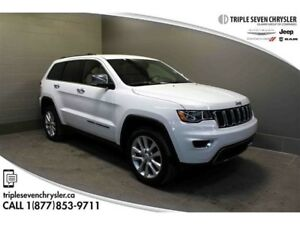 2017 Jeep Grand Cherokee Limited Leather - Bluetooth - Power Lif