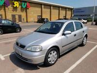 VAUXHALL ASTRA 1.6 5 DR HATCH STUNNING PERFECT DRIVE FULL SERVICE HISTORY ONLY 70000 MILES