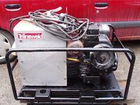 BOC Transweld / Miller Roughneck Petrol Welder Generator US Built Machine Working Order