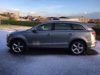 2008 mint condition Audi Q7 Quattro TDI Estate 7 seater