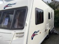 YEAR 2008 BAILEY PAGEANT CHAMPAGNE (4 BERTH, FULL END WASHROOM)