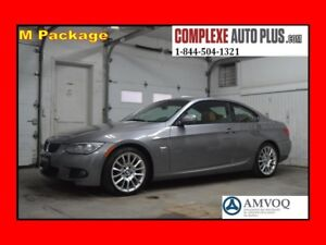 2013 BMW 3 Series 328i Coupe xDrive M Package *Cuir brun,Toit, 3