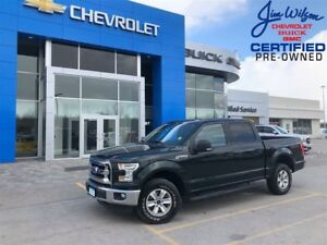 2016 Ford F-150 XLT 4X4 5.0L V8 REAR CAMERA BLUETOOTH!!!
