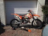 Ktm 150 sx 2015 motocross enduro exc xc