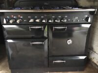 Rangemaster Elan 110 Dual Fuel Cooker in Excellent Condition