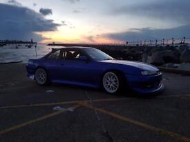 Nissan 200sx s14a comp ready drift car bdc