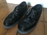 UNDERGROUND ORIGINAL limited edition creepers SIZE 6