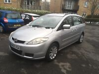 2005 MAZDA 5 MPV 7 SEATER. ULTRA COMFORTABLE AND EASY TO DRIVE bargain 980