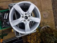 Subaru Alloy 16' brand new never been on car