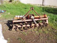 Kubota Rotavator