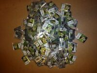 Ben 10 trading card booster packs job lot 477 packs new
