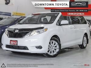 2013 Toyota Sienna LE AWD - ONE OWNER