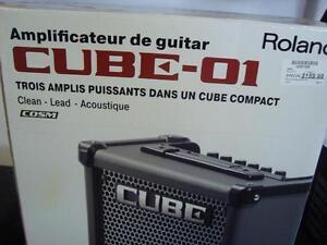 Ampli de guit Roland Cube 01