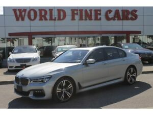 2016 BMW 750I xDrive | M-Sport Package