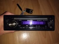 Kenwood Car CD Stereo Radio