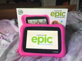 Leapfrog Epic Academy Edition Pink