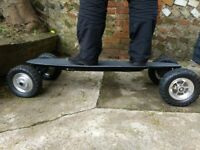 Electric off road skateboard WINboard GT-M5 2400W