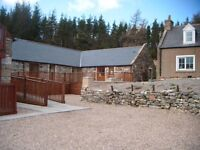 Dailuaine Cottage a 2 Bedroom semi bungalow for let