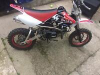 XSport 125cc pitbike